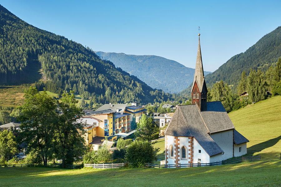 Hotel Post Bad Kleinkirchheim